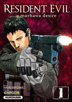 le Grand Retour De VAlsOucOurs                   Manga: RESIDENT EVIL T1