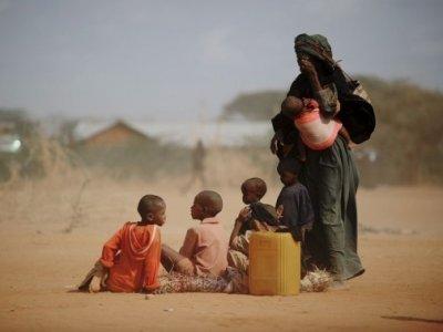Sécheresse Exceptionnelle.Kenya, de l'Ethiopie, de Djibouti, de la Somalie et de l'Erythrée