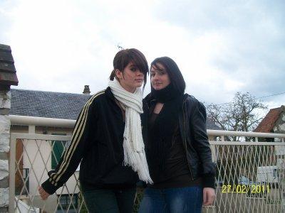 Oceiane & Eu !! ♥