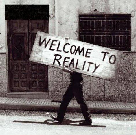 La différence...c'est de comprendre la réalité.