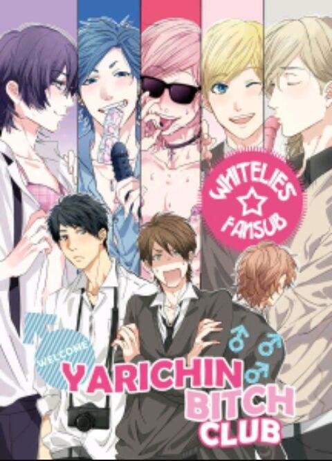 Yarichin Club en animé