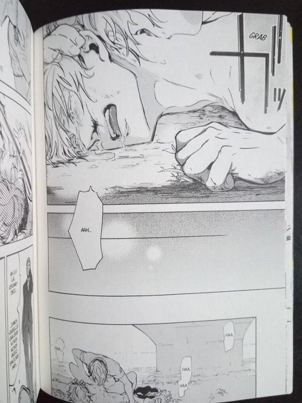 Abarenbo Honey : manga yaoi omegaverse