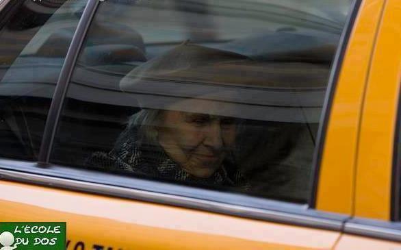 un taxi à New York a écrit;une douce leçon de patience. sont histoire:
