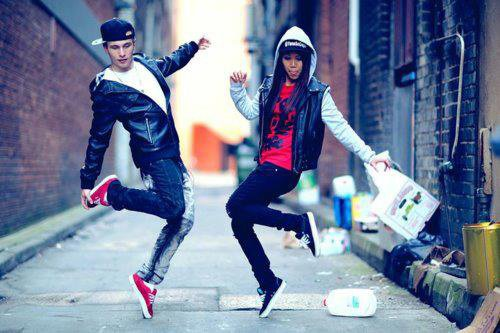 Hip Hop ! ;)