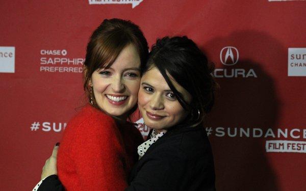 AHNA O'REILLY OF WINNING FILM 'FRUITVALE'