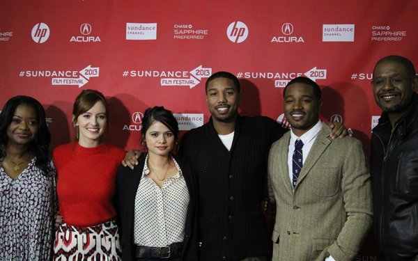 AHNA O'REILLY OF WINNING FILM 'FRUITVALE'