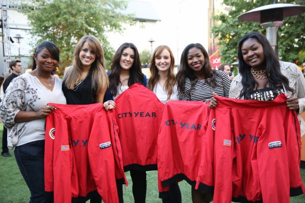 Hilarity for Charity Event [ City Year Los Angeles' Spring Break: Destination Education