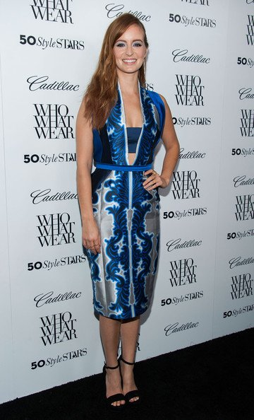 Who What Wear And Cadillac's 50 Most Fashionable Women Of 2013 Event
