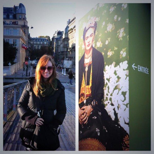 Ahna à Paris