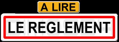 LE REGLEMENT DU BLOG!!!!!
