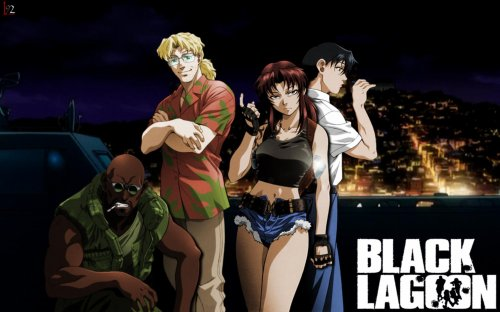 CRITIQUE ANIME - BLACK LAGOON
