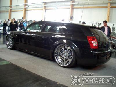 Jante Chrysler 300c : chrysler 300c break tuning ma passion le tuning ~ Mglfilm.com Idées de Décoration