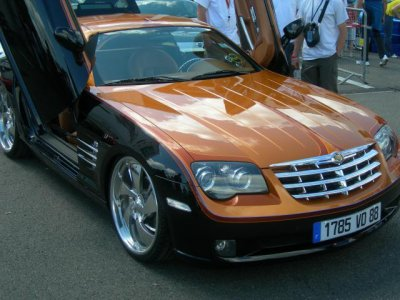 chrysler crossfire ma passion le tuning. Black Bedroom Furniture Sets. Home Design Ideas