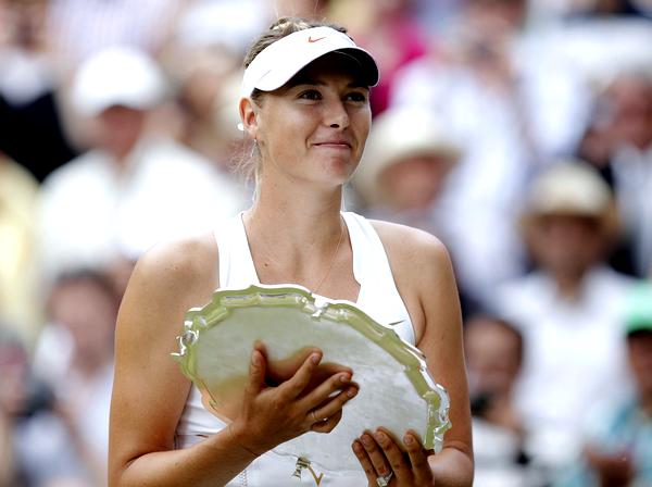 Wimbledon 2011Finale (lost 3/6 4/6)