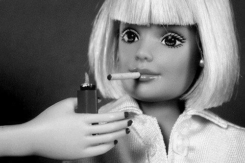Fume fume cette cigarette !