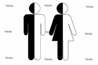Article Premier ♂ + ♀ = ♥  - -  - -   ♂ + ♀ = ♥ hétéro