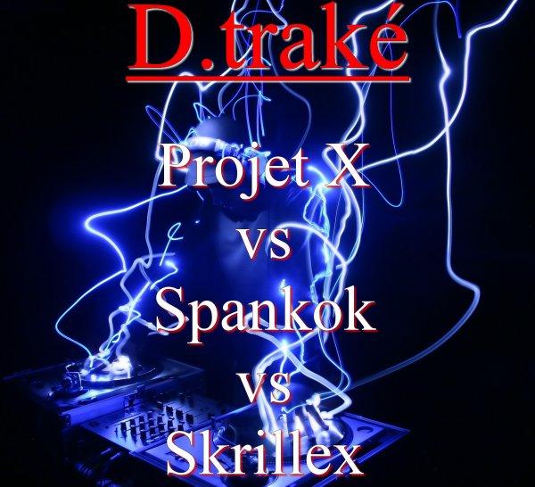 Projet X vs Spankok vs Skrillex (2014)