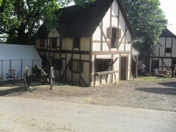 bivouac a Namur 2010