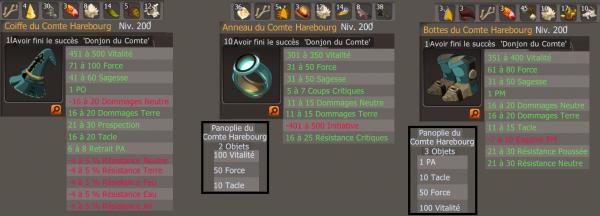 2.11 Pannoplie (Donjon Du Compte)
