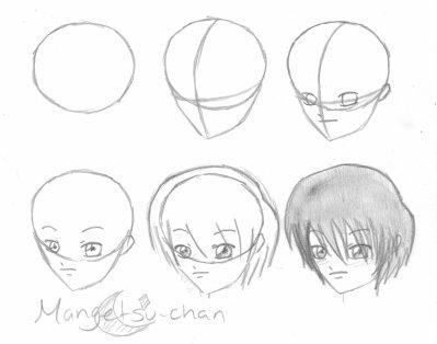 Fabulous comment dessiner mangas - Mangestu-chan-mangas-etc AR22