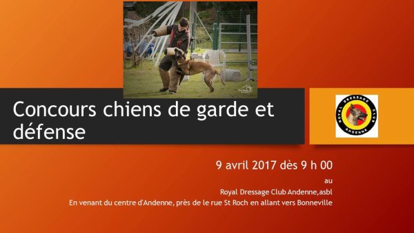 Concours 9 avril 2017