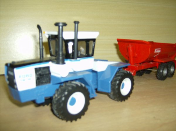 tracteur ford fw 30
