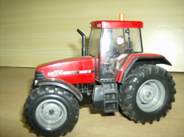 tracteur case ih mx 135
