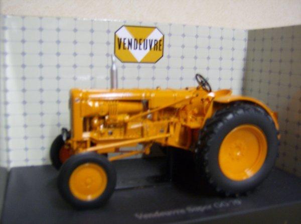 tracteur vendeuvre super GG