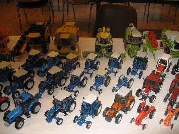 encore mes mini plusieurs marques de tracteurs