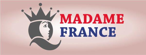 Inscription pour l'élection officielle MADAME FRANCE 2021 (télévisée en juin 2021)
