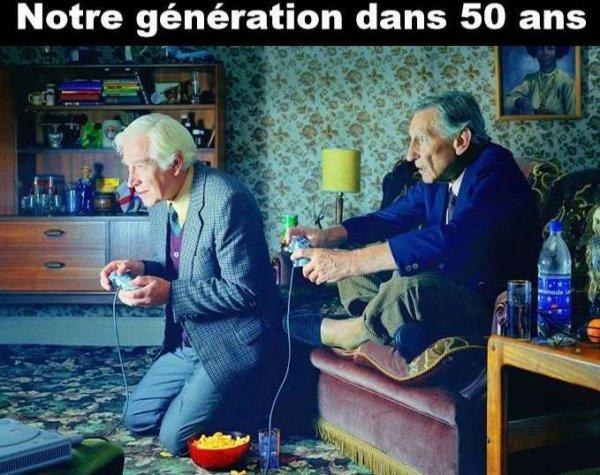 Dans 50 ans...