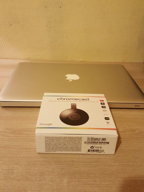 - La Chromecast 2 -