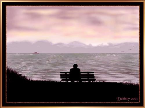 - La solitude -