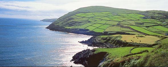 - Dans la féérie et la magie de l'Irlande -
