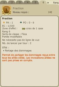Tutoriel fraction + douleur