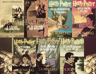 ✒ SAGA HARRY POTTER