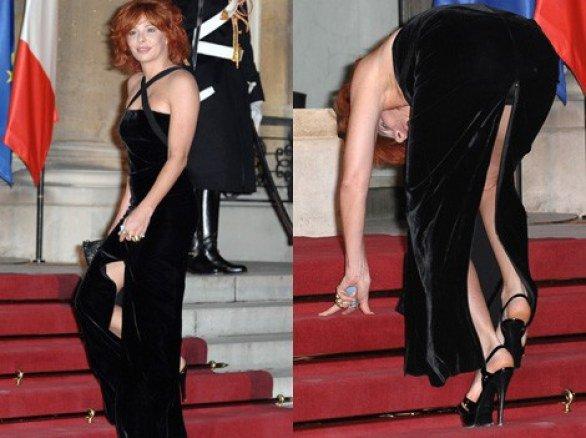 Nos stars françaises savent-elles s\'habiller ? Pas toujours ...