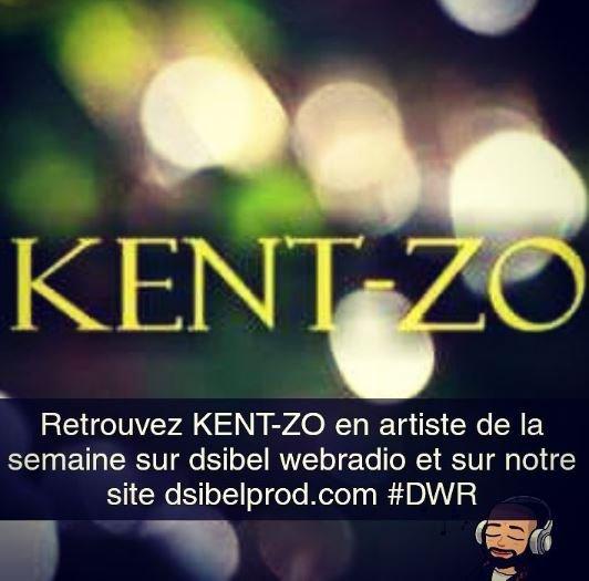 Kent-Zo sur Dsibel Webradio.