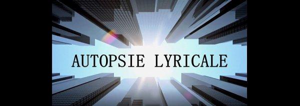 """Autopsie lyricale"" en playlist sur la radio Agora de Montpellier"