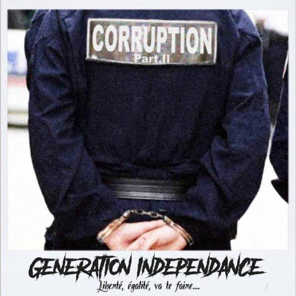 """""""Corruption (Part. 2) """" est sorti !"""