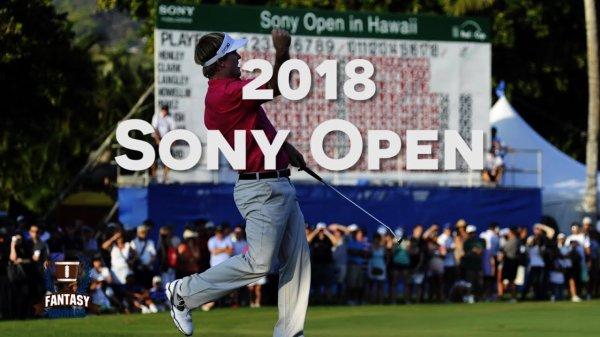 Sony OPEN 2018