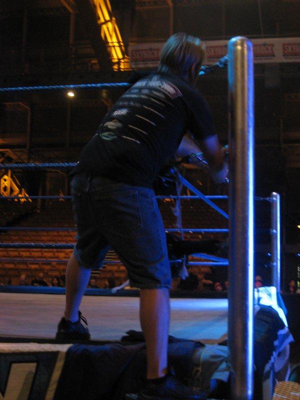SMACKDOWN WRESTLEMANIA REVENGE TOUR - LYON 24 AVRIL 2011