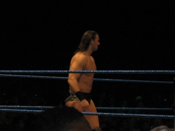 SMACKDOWN WRESTLEMANIA REVENGE TOUR - LYON 24 AVRIL 2011