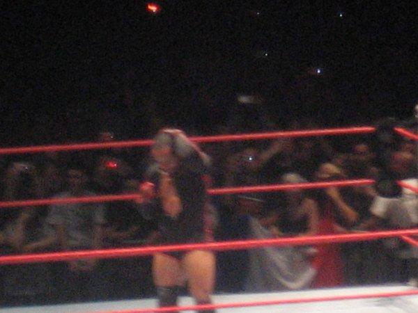 RAW LIVE - NIMES 13 JUIN 2009