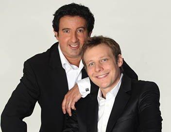Christophe Agius et Philippe Chéreau