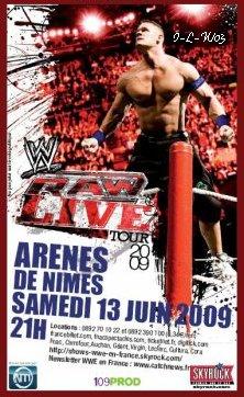 Shows en France
