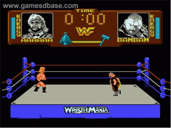 WWE Vidéo Games