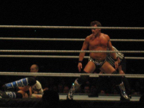 RAW WRESTLEMANIA REVENGE TOUR - PARIS 20 AVRIL 2012