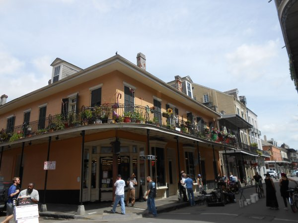 Voyage à La Nouvelle-Orléans