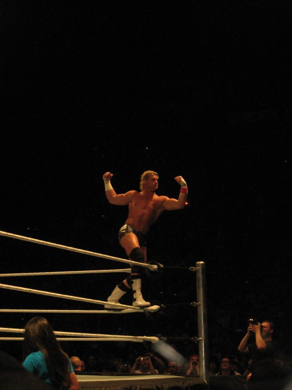 RAW WRESTLEMANIA REVENGE TOUR - PARIS 20 AVRIL 2013